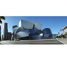 Walt Disney Concert Hall LA Photographic Print