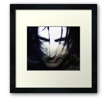 Collaboration - Damian and Heather King Framed Print