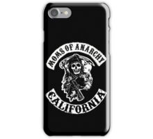 MOMS OF ANARCHY iPhone Case/Skin