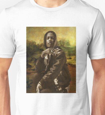 A$AP ROCKY x MONA LISA  Unisex T-Shirt
