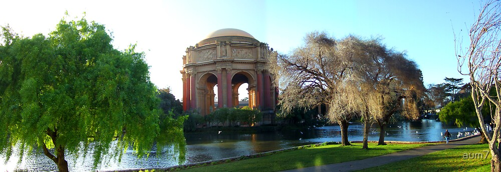 Palace of Fine Arts SF no.2 by aum7