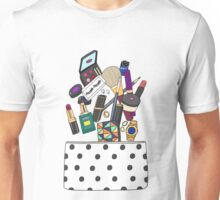 What's in your pouch Unisex T-Shirt