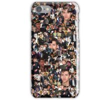 Alex Turner Collage iPhone Case/Skin