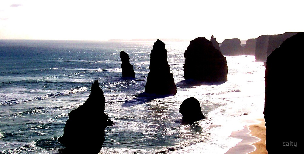 the 12 apostles by caity