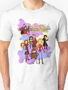 Once Upon An Adventure Time! Unisex T-Shirt