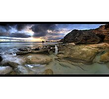 Nepean Tide Photographic Print
