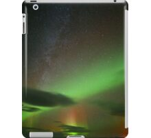 Northern Lights from Iceland  iPad Case/Skin