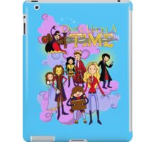 Once Upon An Adventure Time! iPad Case/Skin