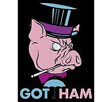 Got Ham Photographic Print