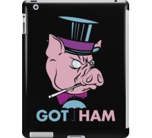 Got Ham iPad Case/Skin