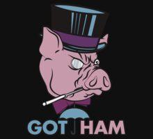 Got Ham by tonqua