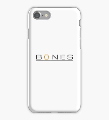 Bones iPhone Case/Skin
