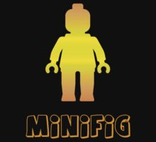 Minifig [Golden] Kids Clothes