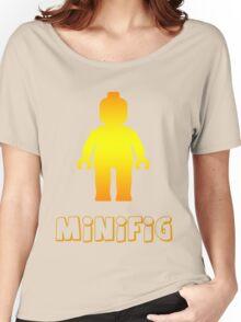 Minifig [Golden] Women's Relaxed Fit T-Shirt