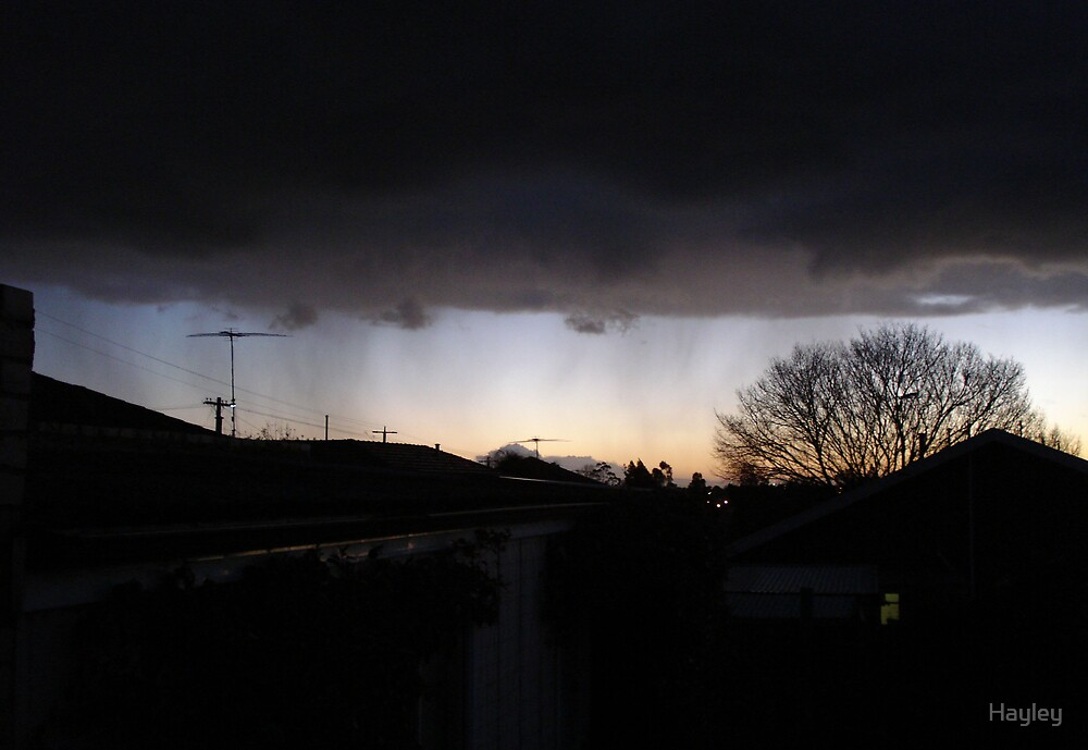 Rain Cloud by Hayley