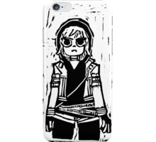 """Romona Flowers ( from """"Scott Pilgrim Vs. The Universe"""" by Bryan Lee O'Malley ) iPhone Case/Skin"""
