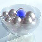 Crystal Bowl by Rhonda Blais