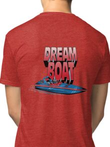 Harry Styles Dream Boat  Tri-blend T-Shirt