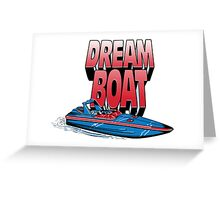 Harry Styles Dream Boat  Greeting Card