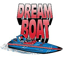 Harry Styles Dream Boat  Photographic Print