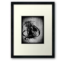 Mugetsu Framed Print