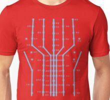 Acupuncture points Unisex T-Shirt