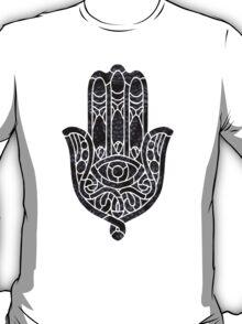 Blackberry Hamsa T-Shirt