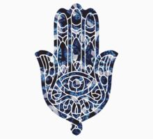 Diamond Hamsa by zygoishere