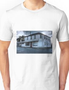 Prince of Wales Hotel, Evandale Unisex T-Shirt