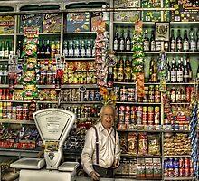 Tienda de ultramarinos by elsilencio