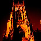 York Minster with darker tones by blueclover