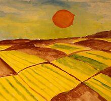 desert by wooddy