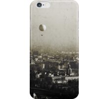 Flying over you iPhone Case/Skin
