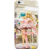 Anime Figures iPhone Case/Skin