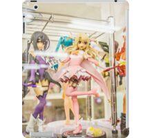 Anime Figures iPad Case/Skin