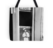 Well Protected Tote Bag