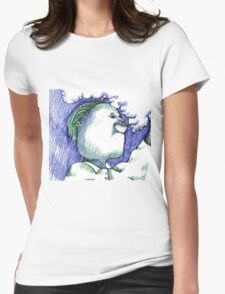 Trippin Womens Fitted T-Shirt
