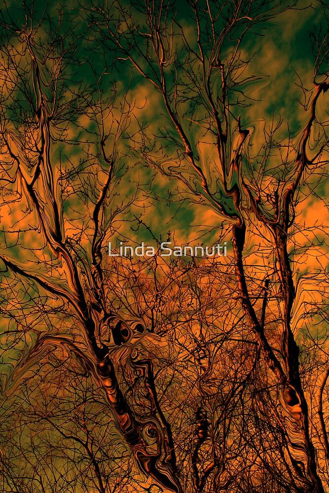 trippy tree by Linda Sannuti
