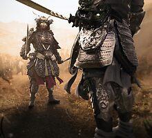 Samurai Showdown by Andrew Lim