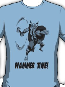 The Mighty Thor - Hammer Time! T-Shirt