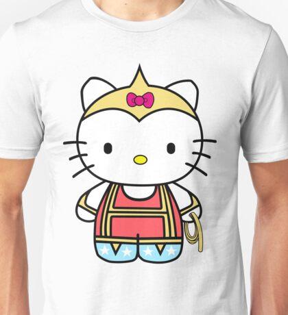 Kitty Woman Unisex T-Shirt