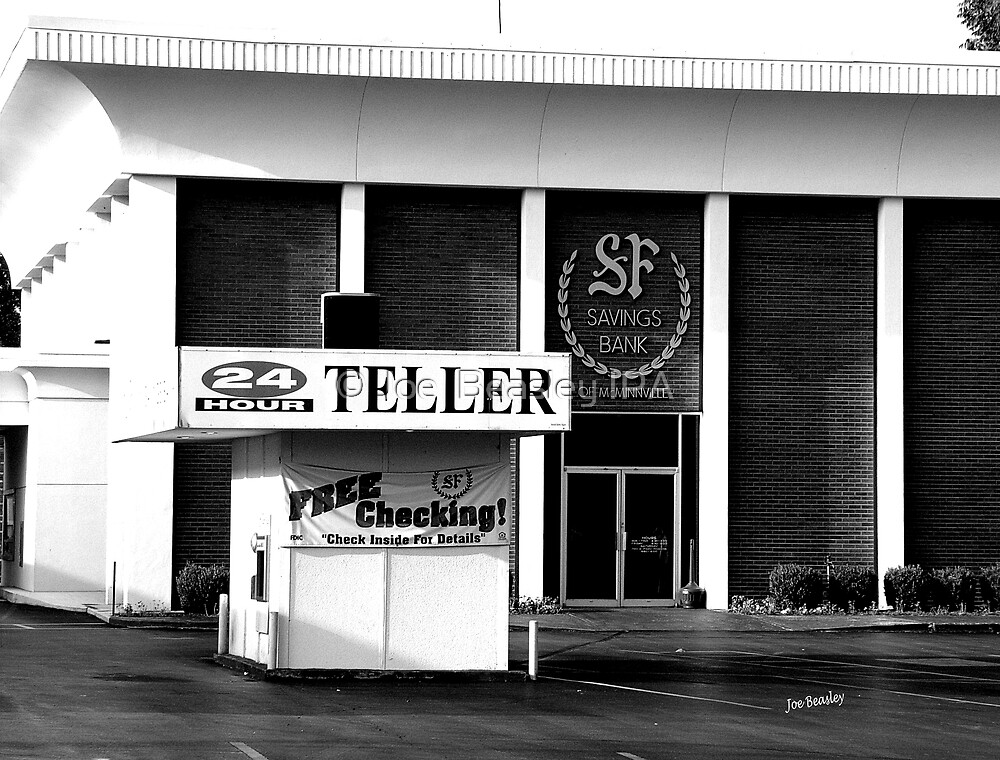 24 hour bank teller by © Joe  Beasley IPA