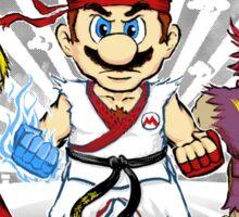 Smash Brotherhood Sticker