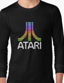 Atari - Original Screen Logo Long Sleeve T-Shirt