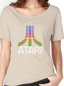 Atari - Original Screen Logo Women's Relaxed Fit T-Shirt