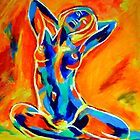"""A Bright Joyful Nude"" by Helenka"
