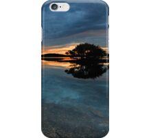 Lake Maquarie Sunset Panorama iPhone Case/Skin