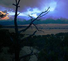 Mt. Princeton by Paul Gana