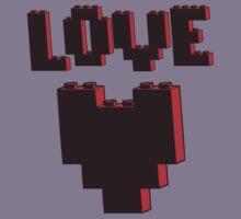 """LOVE""  Kids Tee"