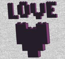 """LOVE""  One Piece - Long Sleeve"